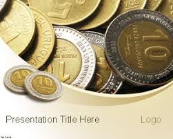 free coins powerpoint templates