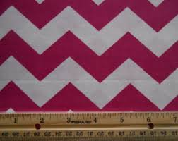 Pink Chevron Curtains Pink Chevron Etsy
