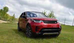 land rover suv 2018 2018 land rover discovery off road first drive