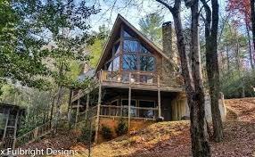 hillside cabin plans hillside cabin plans a frame cabin home plans rustic designs