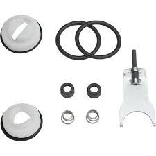 how to replace a single handle kitchen faucet delta repair kit for faucets rp3614 the home depot