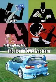 Honda Civic Memes - honda meme picture webfail fail pictures and fail videos