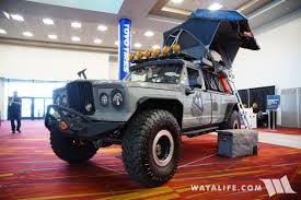 jeep truck not a jt but some sema jeep trucks jeep scrambler forum