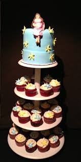 cupcake tower for childrens