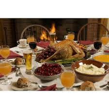 the story of thanksgiving dinner 11 00 am in housatonic ma