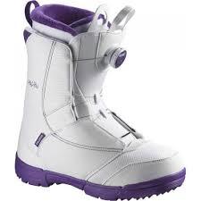womens snowboard boots australia salomon pearl boa white 2016 womens boot melbourne snowboard centre