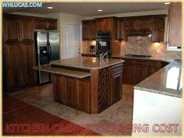 kitchen cabinet refacing costs kitchen cabinets cabinet doors for sale garage door refacing cost