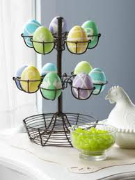 easter egg stands easy and cool easter decor crafts fresh design pedia