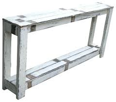 8 inch console table 8 inch console table farmhouse sofa table white farmhouse console