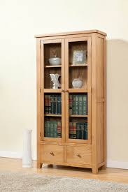 display cabinet with glass doors rustic tall display cabinet best cabinets decoration