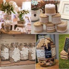 rustic wedding decorations ebay