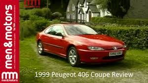 used peugeot 406 1999 peugeot 406 coupe review richard hammond youtube