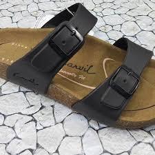 Jual Sandal Carvil Di Makassar jual best seller sendal sandal carvil falkland 02 dk brown