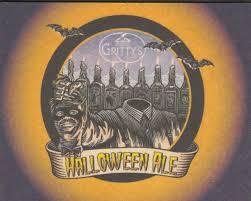 halloween coasters brewery gritty mcduffs portland coaster number 1 2