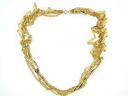 chain necklace ebay images Long gold necklace ebay JPG