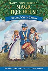 revolutionary war on wednesday magic tree house r pope