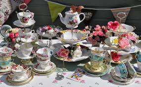 cake stand heaven mismatched teacups and cake stands for a
