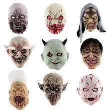 Realistic Halloween Costumes Men Shop Halloween Latex Mask Man Latex Mask Masquerade