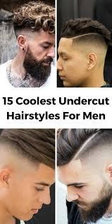 hair undercut female 15 coolest undercut hairstyles for men men u0027s undercut hairstyle