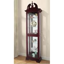 Curio Cabinet Accent Lighting 33 Best Curio Cabinets Images On Pinterest Curio Cabinets China