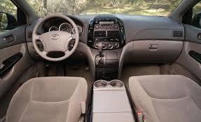 lexus guagua 2006 toyota sienna information and photos momentcar