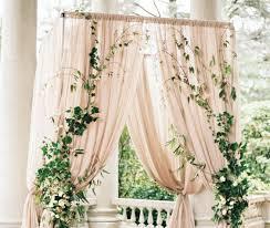wedding backdrop for rent 8 gorgeous pipe drape wedding backdrops bridalpulse