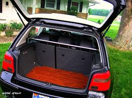 vwvortex com the official rear seat delete and custom trunk