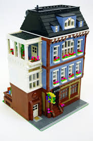 2298 best lego buildings images on pinterest lego modular lego