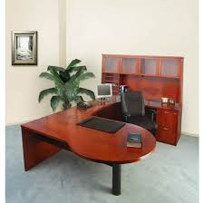 Office Desk Small Furniture Glamorous Wooden Office Table With Black Executive