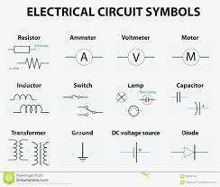 pretty circuit legend photos electrical diagram ideas nibinet