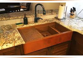 Hammered Copper Sink Reviews by Usa Copper Sinks For Kitchen Bath U0026 Bar Havens Metal