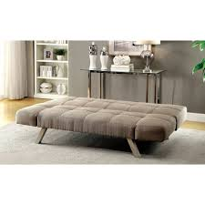 Faux Leather Futon Cover Living Room Colorful Tufted Futon For Your Modern Living Room
