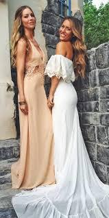 trubridal wedding blog 24 boho wedding dresses of your dream