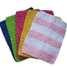 crochet headbands crochet tutu tops kadiwow 9 inch crochet headbands