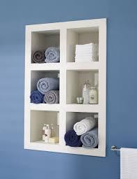 Bathroom Wall Shelf Ideas Colors 35 Best Bathroom Shelves Images On Pinterest Bathroom