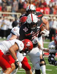 tech football notes red raiders could shorten running backs