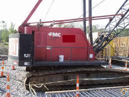 link belt 150 ton crawler crane for on cranenetwork com