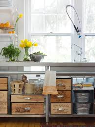 Cheap Kitchen Storage Ideas Storage On Display Crate Storage Wooden Crates And Crates
