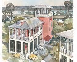Southern Living House Plans Southern Living House Plans Beach Coastal House Plans