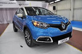 renault malaysia locally assembled renault captur launched with early bird rebate