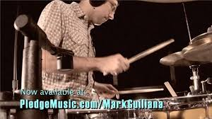 guiliana s mark guiliana instructional book and dvd on pledgemusic