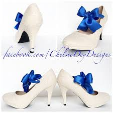 Wedding Shoes Off White 25 Best Royal Blue Wedding Shoes Ideas On Pinterest Unique