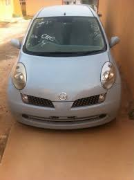 nissan micra for sale in ghana used 2006 nissan march 12e dba ak12 for sale bf698166 be forward