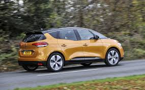 renault scenic the clarkson review 2017 renault scénic