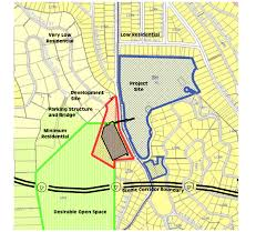 Scc Map Opposition To Harvard Westlake U0027s Proposed Parking Structure
