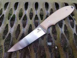 custom knives stalking and hunting knives