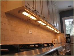 Led Undercounter Kitchen Lights Ideas Remarkable Stunning Brown White Ge Led Cabinet