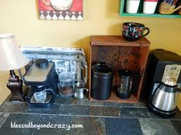 diy coffee corner