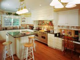 Retro Kitchen Ideas Design Kitchen Custom Kitchen Islands Kitchen Theme Ideas Colonial