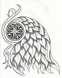 moon goddess tribal design 2 by chrismetalfreak on deviantart